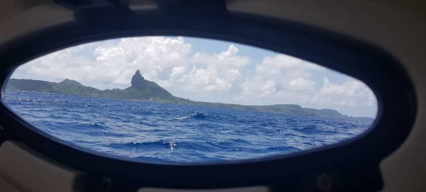 Passage: St Helena to Fernando De Noronha,Brazil