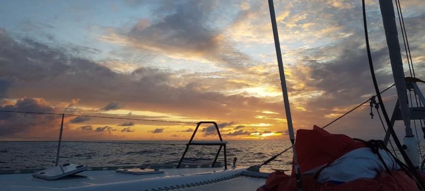 Fernando De Noronha to Grenada: Celebrations, Confused Seas and Close Calls PART1.
