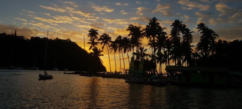 Saint Lucia: A ShortStopover